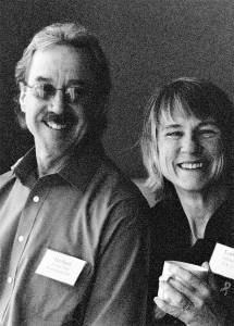 Herbert Geiser & Lorraine Johnson
